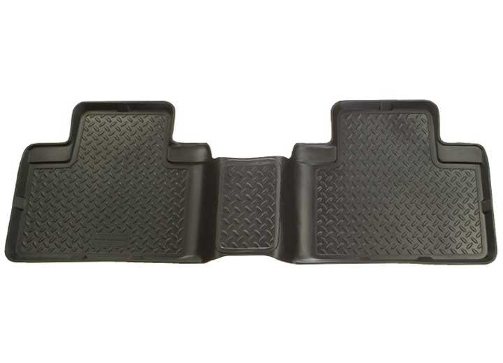 00-04 TUNDRA QUAD CAB BLACK 2ND SEAT FLOOR LINER