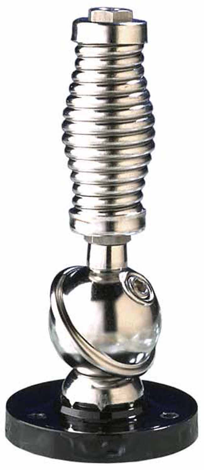PROFESSIONAL STAINLESS STEEL BALL MOUNT & SPRING