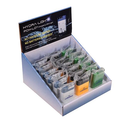 Mini Disposable Mix (Blu,Grn,Yel)- 18 pcs
