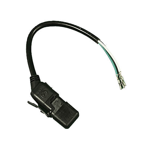 Adapter Cord,Blower,HYDROQ,4Pin Amp to Gecko in.Link,240V,6""
