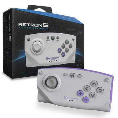 RetroN5 BT Wireless Controller Gray