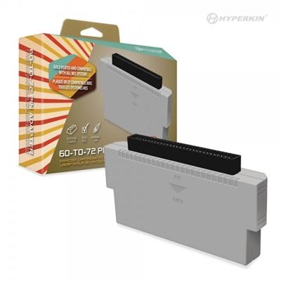 60 to 72 Pin Adapt Famicom NES
