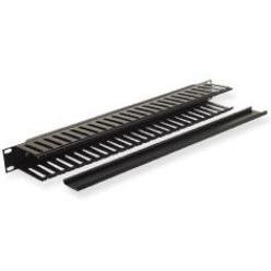 PANEL- FRONT FINGER DUCT- 24-SLOT- 1RMS