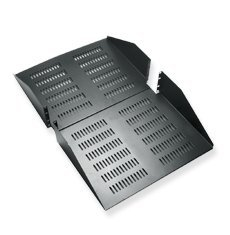 RACK SHELF-30in DEEP DOUBLE VENTED- 3RMS