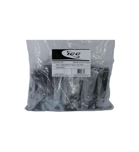 10 PK of 1.70 RING- CABLE MGMT