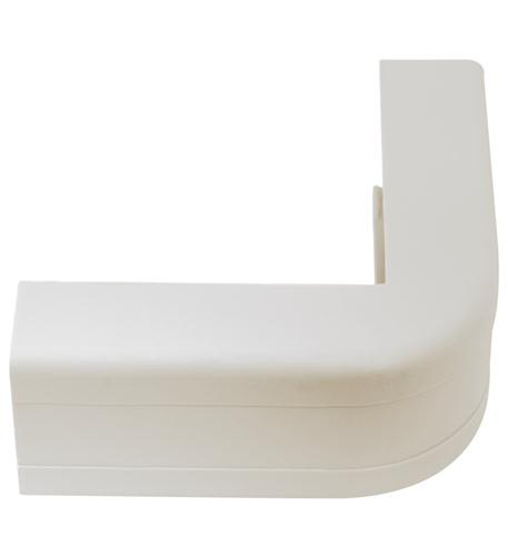 OUTSIDE CORNER COVER-1 1/4in-WHITE- 10PK