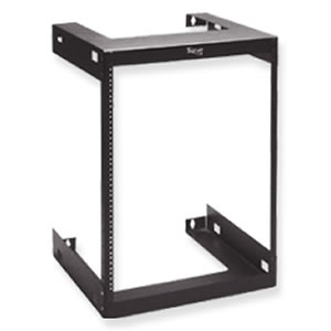 RACK- WALL MOUNT- 18in DEEP- 15 RMS