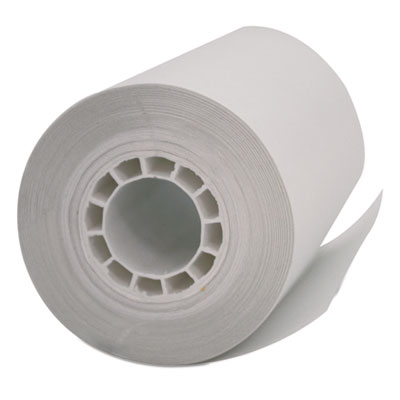 "Direct Thermal Printing Thermal Paper Rolls, 2.25"" x 55 ft, White, 5/Pack"