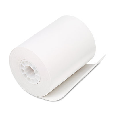 "Direct Thermal Printing Thermal Paper Rolls, 2.25"" x 80 ft, White, 50/Carton"