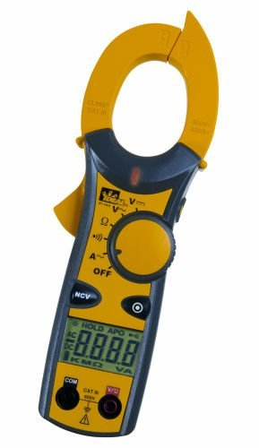IDEAL 61-744 600-Amp Clamp-Pro Clamp Meter