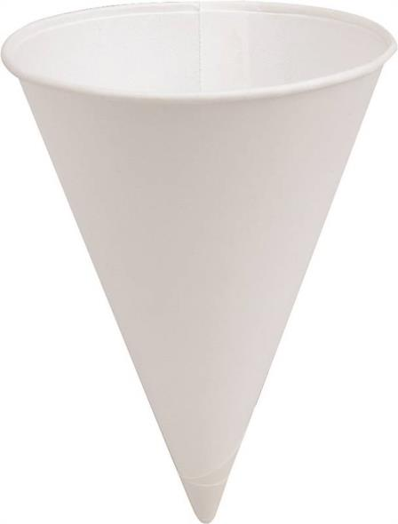 Igloo 25010 Cone Water Cooler Cup, 4.25 oz