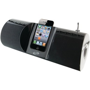 ILIVE ISD291B APP ENHANCED SPEAKER DOCK FOR IPOD IPHONE IPAD
