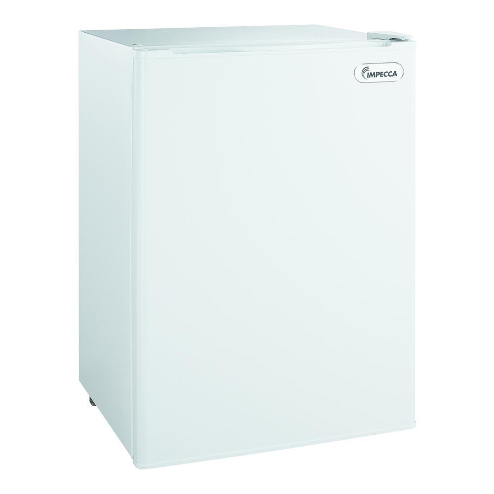 IMPECCA 2.6 CU. FT. Compact Refrigerator, White
