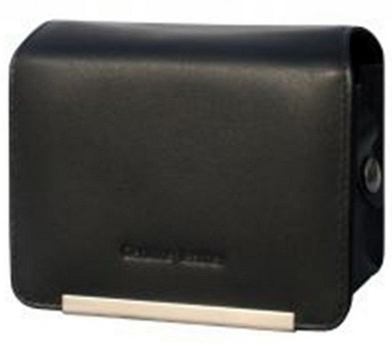 IMPECCA DCS102 Leather Digital Camera Case for G10, G11, G12, G15, and G16