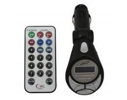 IMPECCA FM252 SD/SDHC, USB Car MP3 Player + FM Transmitter
