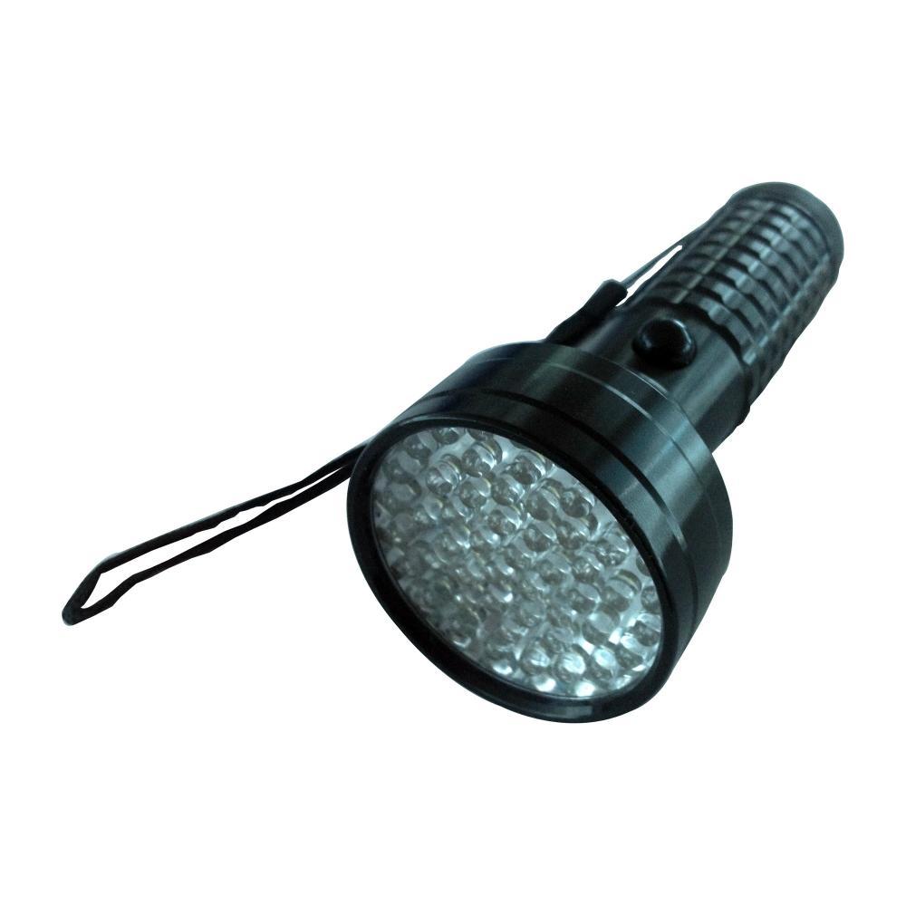 HI-LITE 52 LED FLASHLIGHT, BLACK