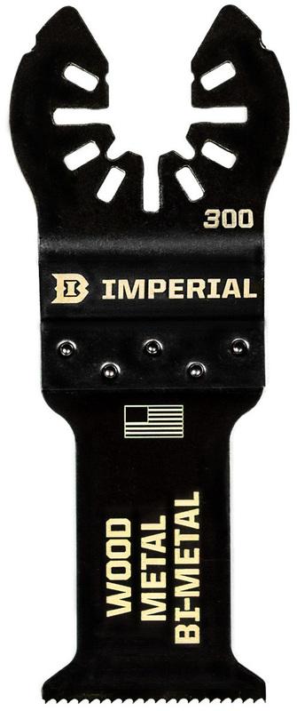 IBOA300-1 1-1/4 BI-MET BLADE