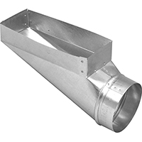BOOT REGISTER END GLV 4X10X6IN