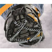 Yaktrax Pro Spikeless Over Boot/Shoe Traction Device, For Use With Men 5 - 8-1/2 in Size and Women 6-1/2 - 10 in Size