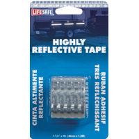 TAPE RFLCT SILV RL 1-1/2X4FT