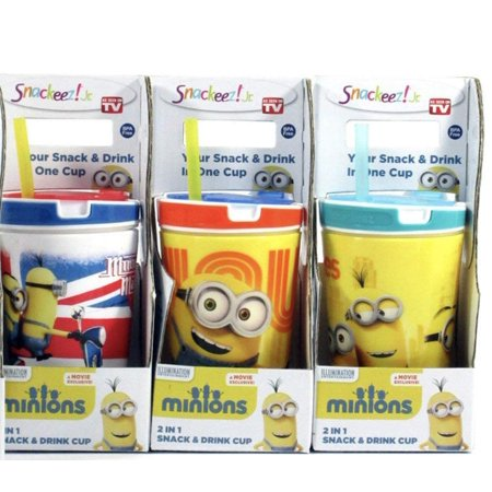 SNACK/DRINK CUP MINIONS