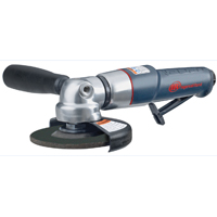 Ingersoll-Rand 3445MAX Pneumatic Angle Grinder, 79.6 psi, 41 cfm, 12000 rpm, 4-1/2 in Wheel