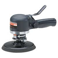 Edge 311G Dual Action Pneumatic Sander, 10000 rpm, 85.6 psi, 17 cfm, 1/4 in NPT
