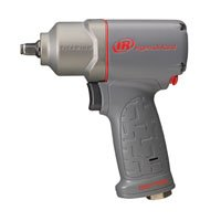 Ingersoll-Rand 2115TIMAX Industrial Duty Air Impact Wrench, 3/8 in, 15000 rpm, 1500 bpm, 4 cfm