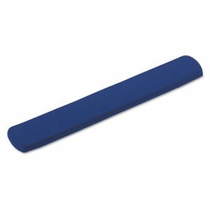 Gel Nonskid Keyboard Wrist Rest, Blue