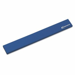 Natural Rubber Keyboard Wrist Rest, Blue