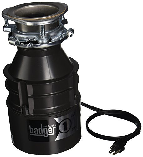 1/3HP Disposer With Cord Badger