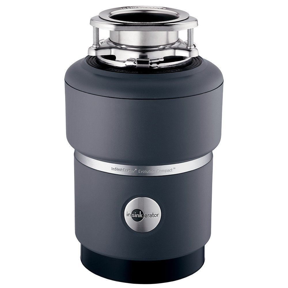 Compact 3/4HP Stainless Steel Disposer