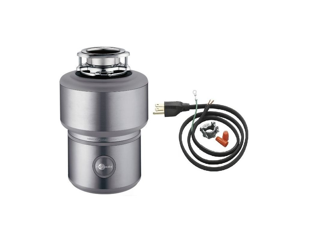 1 HP EXCEL GARBAGE Disposer W/CORD