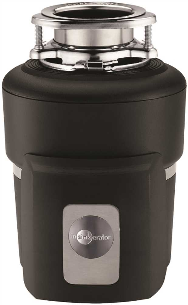 IN-SINK-ERATOR� PRO 1000LP� GARBAGE DISPOSAL WITH CORD, 1 HP