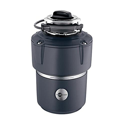 IN-SINK-ERATOR� PRO COVER CONTROL PLUS� GARBAGE DISPOSAL WITH CORD, 7/8 HP