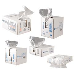 Get Reddi Bread Bag, 5-1/2 x 5-1/2 x 19, .75 Mil, Large Cap., Clear, 1000/Carton