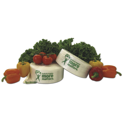 10 x 15 Poly Produce Bags, 5,600 Bags