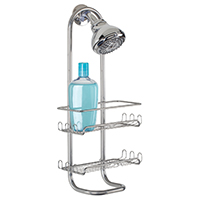 CADDY SHOWER SILVER 9X20-1/2IN