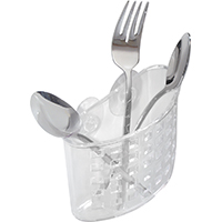 HOLDER FLATWARE SCUTION