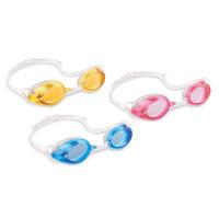 Intex Marketing 55684 Swim Goggle, Tint Polycarbonate Lens