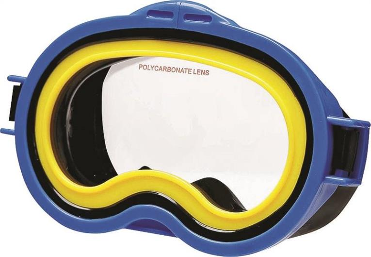 MASK SWIM SEA SCAN ASSRTD 3-10