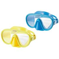 Intex Marketing 55913 Sea Scan Swim Mask, Polycarbonate PVC/Rubber