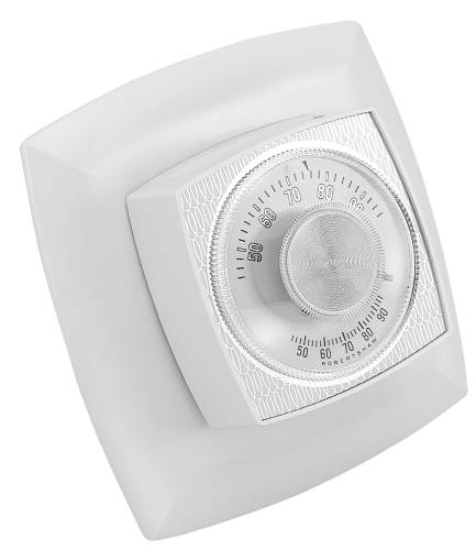 HEAT ONLY THERMOSTAT 24V