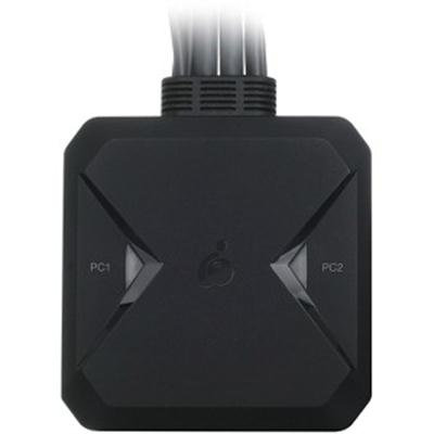 2PortUSB DisplayPortKVM Switch