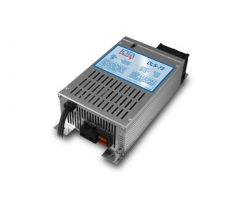IOTA, DLS-75, BATTERY CHARGER, 75A 12VDC 120VAC