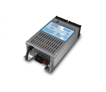 IOTA, DLS-90, BATTERY CHARGER, 90A 12VDC 120VAC
