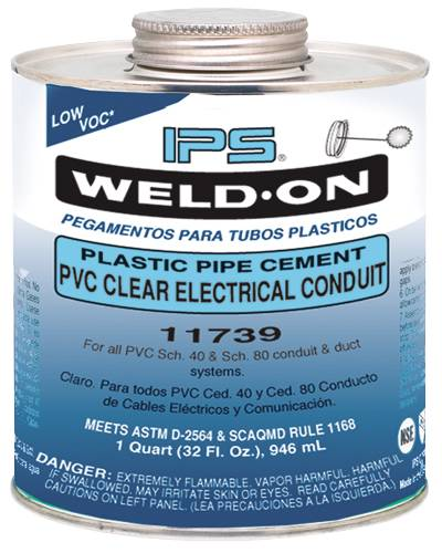 ELECTRICAL PVC CEMENT