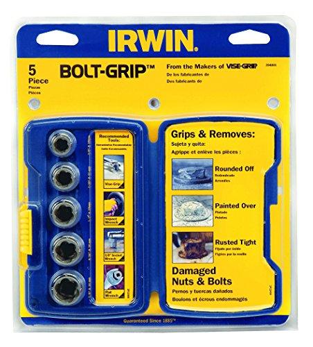 5-Piece Bolt Grip Set