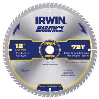 12 INCHES 72 TEETH MARATHON BLADE