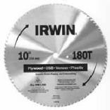 11270 10X80T IRWIN SAW BLADE